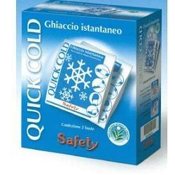 GHIACCIO ISTANTANEO QUICK COLD 2 BUSTE