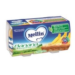 MELLIN OMOGENEIZZATO BANANA 100 G 2