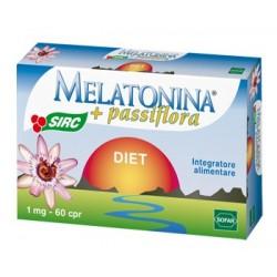 MELATONINA DIET 60 COMPRESSE NUOVA