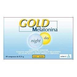 MELATONINA GOLD HTP 1MG 60