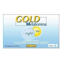 MELATONINA GOLD HTP 1MG 20