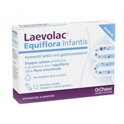 LAEVOLAC EQUIFLORA INFANT 12