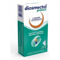 DIOSMECTAL PROTECT 8 BUSTINE OROSOLUBILI 2