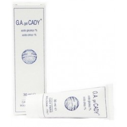 GA GEL CADY ACIDO GLICOLICO 30