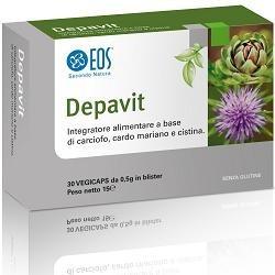 EOS DEPAVIT 30 CAPSULE 500