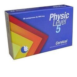 PHYSIC LEVEL 5 CERVICAL 30 COMPRESSE 800