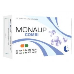 MONALIP COMBI 20 CAPSULE A 445 MG + 20 CAPSULE B 500