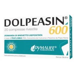 DOLPEASIN 600 20 COMPRESSE