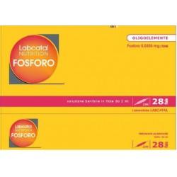 LABCATAL NUTRITION FOSFORO 28 FIALE X 2