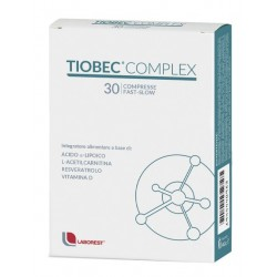 TIOBEC COMPLEX 30 COMPRESSE FAST