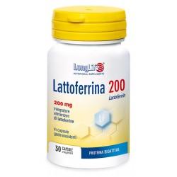 LONGLIFE LATTOFERRINA200 30 CAPSULE