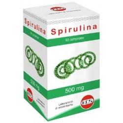 SPIRULINA 90 COMPRESSE 500
