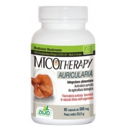 MICOTHERAPY AURICULARIA 90