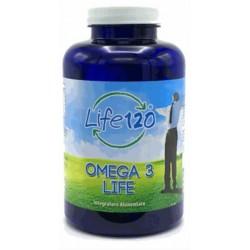 LIFE 120 OMEGA 3 LIFE 150