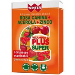 WINTER VITAMINA C PLUS SUPER  + ZINCO 30 COMPRESSE