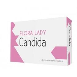 FLORA LADY CANDIDA 30 CAPSULE
