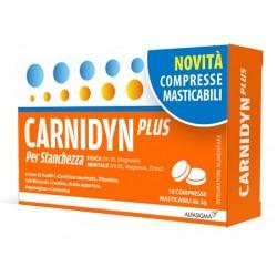 CARNIDYN PLUS 18 COMPRESSE