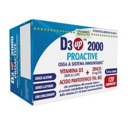 D3UP 2000 PROACTIVE OSSA/SISTEMA IMMUNITARIO 120