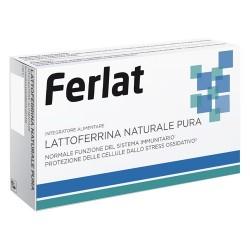 LATTOFERRINA NATURALE PURA 40 COMPRESSE