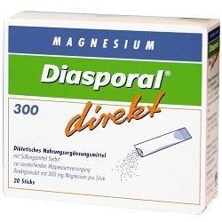 MAGNESIUM DIASPORAL LIMONE 20 BUSTINE POLVERE