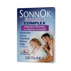 SONNOK FITOACTIVE COMPLEX 30 COMPRESSE OROSOLUBILI