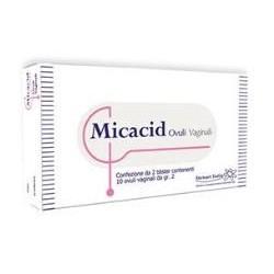 MICACID 10 OVULI VAGINALI 2