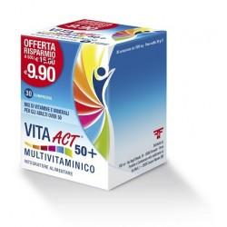 VITA ACT 50+ MULTIVITAMINICO 30
