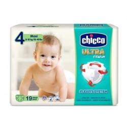 CHICCO PANNOLINO ULTRA CHICCHO MAXI 19 X