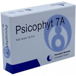 PSICOPHYT REMEDY 7A 4 TUBI 1,2