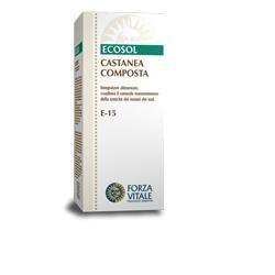 ECOSOL CASTANEA COMPOSTA GOCCE 50
