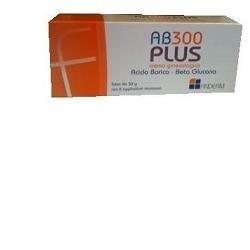 AB 300 PLUS CREMA GINECOLOGICA 30 G CON 6