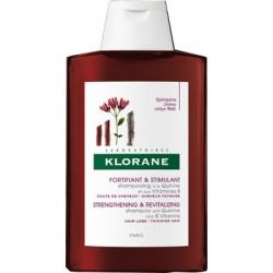 KLORANE SHAMPOO CHININA E VITAMINE B L18 400