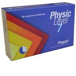PHYSIC LEVEL 7 PREPAIR 30 COMPRESSE 800