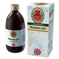 MAMMA+ PREPARATO ERBE AMARE 500