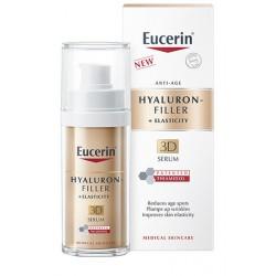 EUCERIN HYALURON-FILLER + ELASTICITY 3D SERUM 30