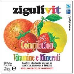 ZIGULI VIT COMPILATION 40 CONFETTI