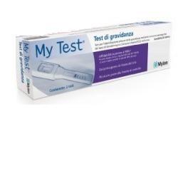 TEST DI GRAVIDANZA RAPIDO HCG MY TEST ARTICOLO MYIT2012010-C 2 PEZZI