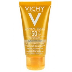 CAPITAL DRY TOUCH TT BB CREAM SPF50 TUBETTO 50 ML