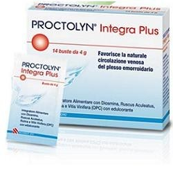 PROCTOLYN INTEGRA PLUS 14 BUSTE