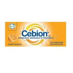 CEBION EFF VIT C ARANCIA 10 COMPRESSE