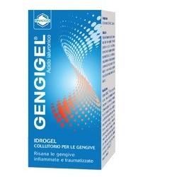 COLLUTTORIO PER GENGIVE GENGIGEL IDROGEL FLACONE 150 ML