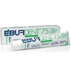 EBURDENT 75 PLUS DENTIFRICIO 75 ML