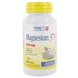 LONGLIFE MAGNESIUM 375 MG 100 TAVOLETTE