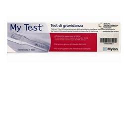TEST DI GRAVIDANZA RAPIDO HCG MY TEST 1 PEZZO