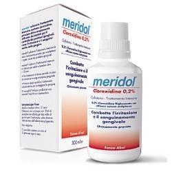MERIDOL CLOREXIDINA 0,2% COLLUTORIO 300 ML