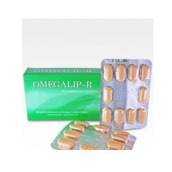 OMEGALIP -R 30 COMPRESSE RIVESTITE