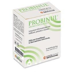 PROBINUL 12 BUSTINE 5 G AROMA CIOCCOLATO